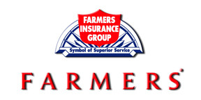 Farmers Insurance logo, a medical group purchasing organization partner of MPPG