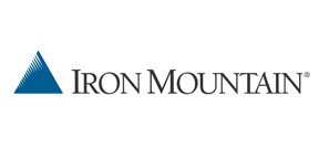 Iron Mountain logo, a medical group purchasing organization partner of MPPG