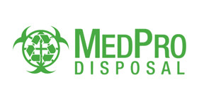 Med Pro Disposal Logo, a medical group purchasing organization partner of MPPG